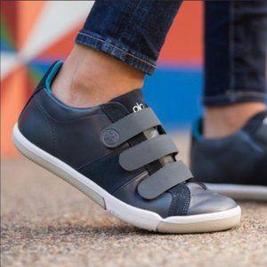Plae Larkin Blue Sneakers Velcro Strap Men's 12